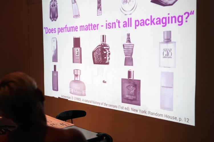 Beyond Genius: Creativity in Perfume-making
